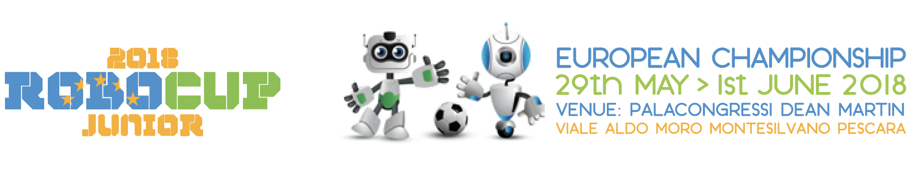 European RoboCupJunior Championship 2018